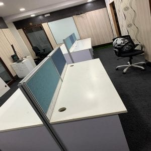 Refurbished Office work table